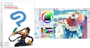 Clip Studio Paint 1.10.13 Crack With Serial Key [Latest] 2021